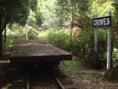 Crowes Buffer Stop